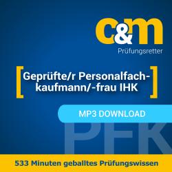 Audiopaket - Geprüfte/r...